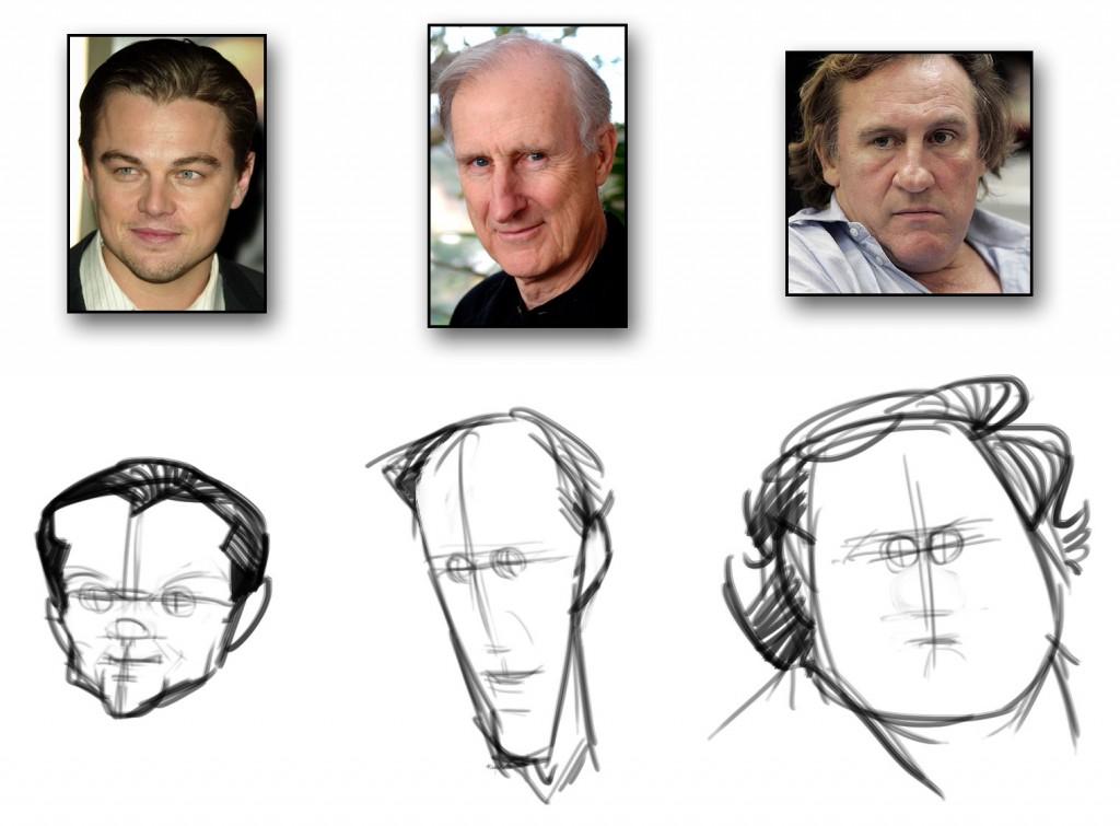 Karikatur zeichnen lernen - eine kurze Anleitung Teil 1 ...