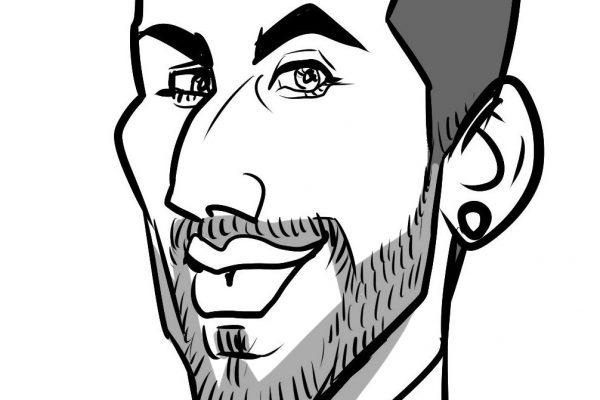 Schnellzeichnen_beste_live_Karikatur_Digital_iPad_Pro_SW_04